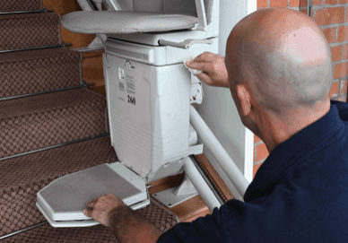 servicing, maintenance, and repairs for stairlifts